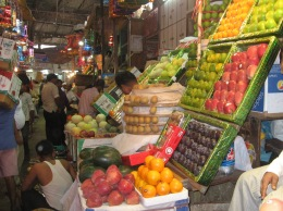 Crawford Market - more fruit