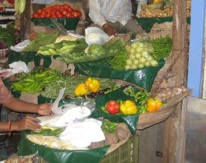 Crawford Market - Veggies