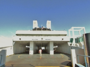 The Delaware - Cape May/Lewes Ferry