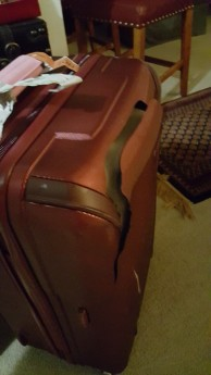 Judys bag damage