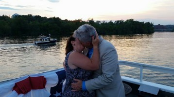 Kiss on the Potomac