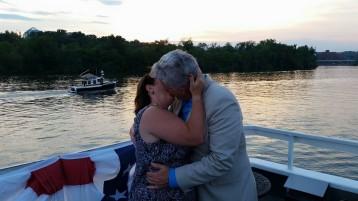 Kiss on the Potomac