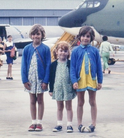 Airshow around 1968