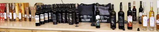 Lulu Island Wines